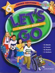 LET`S GO 6 3rd Edition